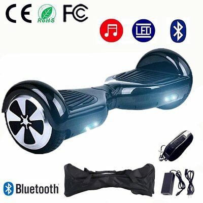 6 5 bluetooth e balance scooter elektroroller smart wheel. Black Bedroom Furniture Sets. Home Design Ideas
