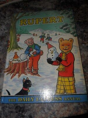 Rupert Annual 1974 Good Condition Free Postage