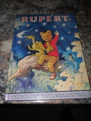 Rupert Annual 1979 Good Condition Free Postage