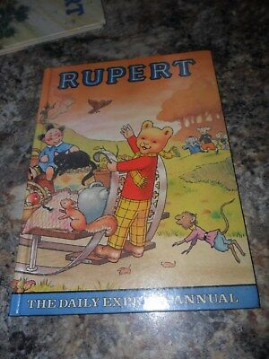 Rupert Annual 1978 Good Condition Free Postage