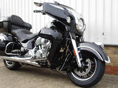 2018 Indian Roadmaster....now sold