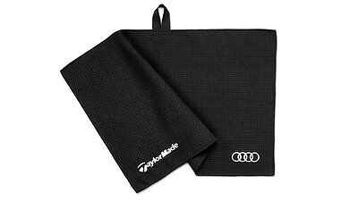 Taylor Made GOLF TOWEL AUDI RINGS - A Genuine Audi Accessory