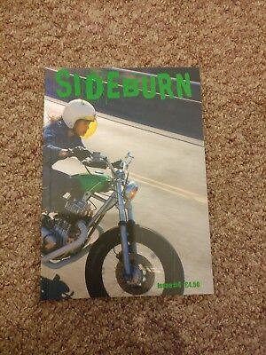 Sideburn magazine issue 4