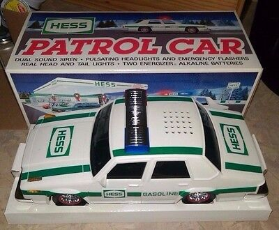1993 Hess Patrol Car w/ Lights And Sounds