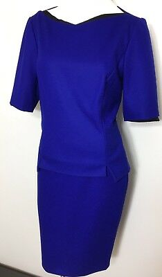 Ellie Tahari Women Soft Wool Skirt Set. Size Large. New Without Tags.
