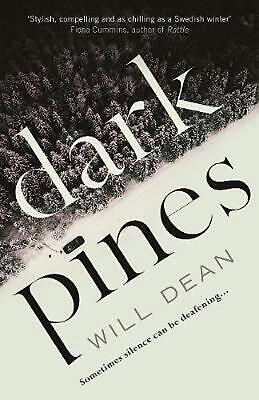 Dark Pines: `The tension is unrelenting, and I can't wait for Tuva's next outing
