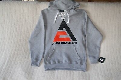allis chalmers screen printed hoodie
