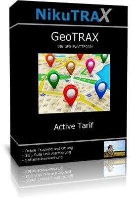 GPS-Tracking Tarif: Active