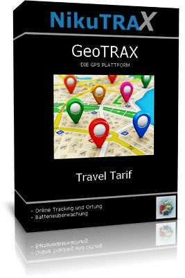 GPS-Tracking Tarif: Travel