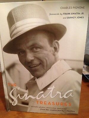Large collection of  Frank Sinatra CD's. plus 2 box sets and 'Treasures' book.