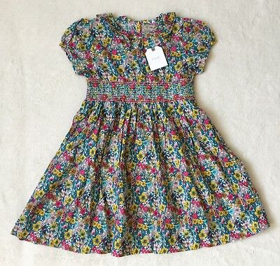 ***BNWT Next girls Floral cotton dress 2-3 years***