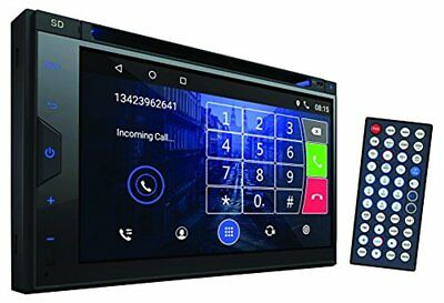 Double DIN Android Stereo Receiver System, GPS, Wi-Fi & Bluetooth, CD/DVD Player