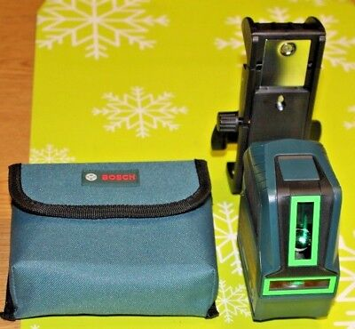 """NEW"" ""NO BOX"" Bosch Professional GLL 100 G LASER LEVEL"