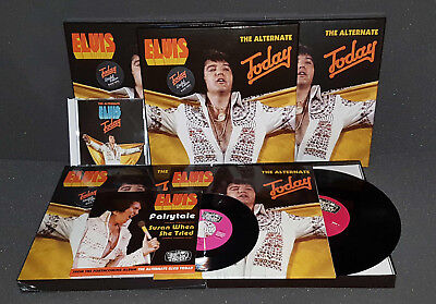 Elvis Collectors - The Alternate Today Boxset - Black Edition Free shipping