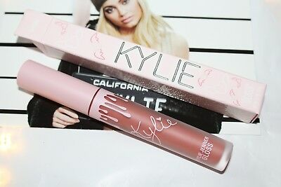 [Kylie Cosmetics] Cupcake Lip Gloss (Birthday Collection) **100% GENUINE**