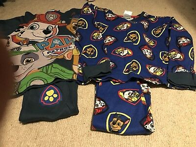 Next Boys Pyjamas Featuring Paw Patrol Age 5-6 Years