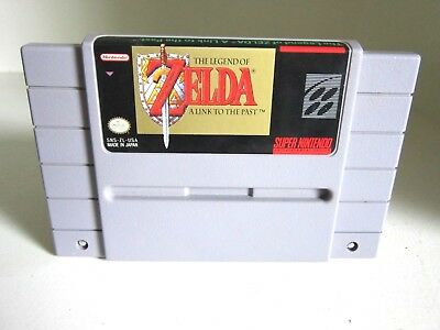 The Legend of Zelda: A Link to the Past SNES (Super Nintendo) Game only