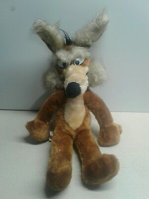 1971 Warner Bros. Mighty Star Wile E. Coyote Stuffed