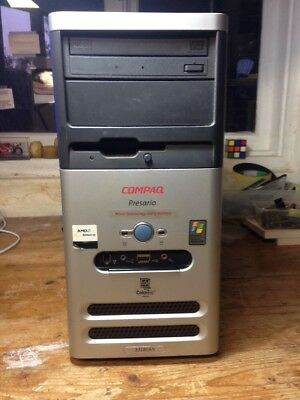 Compaq Presario S3180an Desktop Pc 256mg RAM 60GB Hard Drive