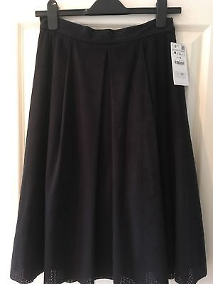 Ladies Zara Black Skirt Size M new with tags