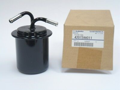 42072AA011 Genuine Fuel Filter to Suit early Subaru to 2006