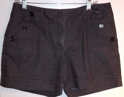 Courtenay Casual Shorts Brown Size 12