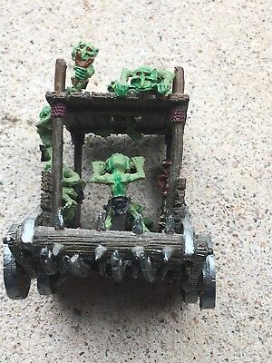Warhammer Age Of Sigmar Snotling Pump Wagon