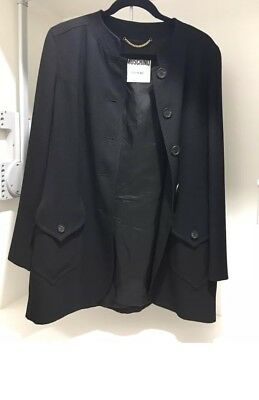 Vintage Moschino Couture jacket size 14 / 46