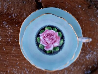 Vìntage double warrant rose Paragon cup and saucer