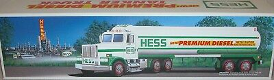 RARE HESS PREMIUM DIESEL TRUCK 1993 LIMITED ONLY 10,000 MADE*amerada hess