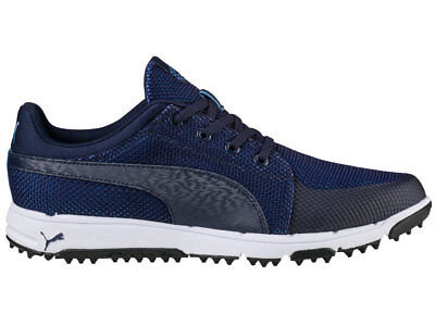 Puma Grip Sport Tech Golf Shoes - Peacoat/Marina