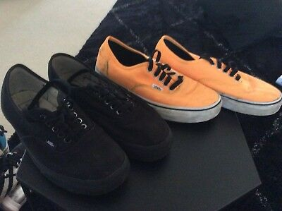 Vans Shoes Two Pairs Mens Size 7
