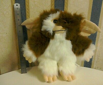 "large 12"" gizmo soft toy gremlins 1998"