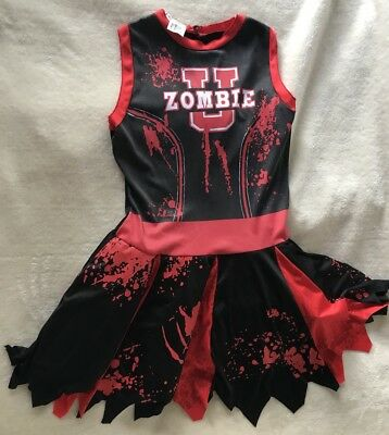 Zombie Netball or Cheerleader Dress Size 18-20