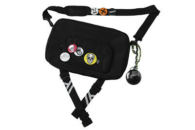 Watch Dogs 2 Marcus Holloway Dedsec Shouder Cross Body Bag Badges Thunderball