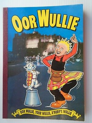 Oor Wulle Book 1992   D C Thomson