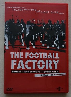 The Football Factory DVD