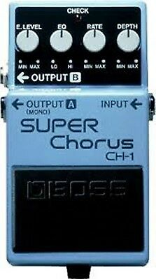 Boss CH-1 Chorus Pedal DIY Mod Kit - Upgrade your Effect Pedal -