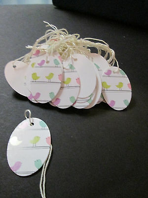 Price Tags  Little Bird String Tags    50/pack    #1231