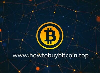 Bitcoin - Learn How to Buy Bitcoin In less than 15 minutes [£7 Free Bonus]