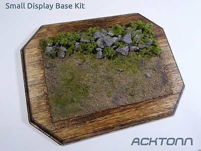 Diorama Multi-Scale Base Kit 1:87 to 1:16 Model Scenery Accessories ACKTONN1
