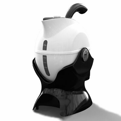 Uccello Kettle White and Black - PR60106