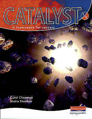 Catalyst 1 Red Student Book, 0435760106, New Book