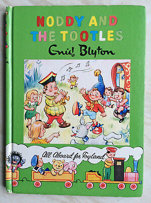 Noddy and the Tootles Enid Blyton No 23 1969
