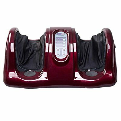 Foot Massager Feet Electric Circulation Leg Shiatsu Blood Remote Control 3 Modes