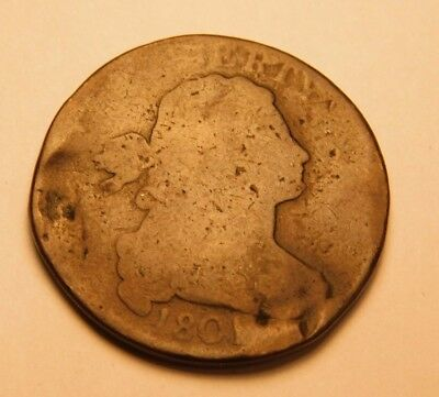 1801 Draped Bust Large Cent Check Pics!!