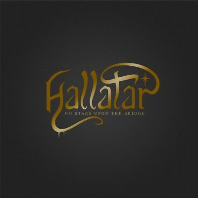 HALLATAR - No Stars Upon the Bridge  LP  VELVET  BLACK