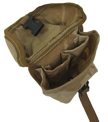 British Osprey Medical Pouch - Desert Camo - European Military Surplus
