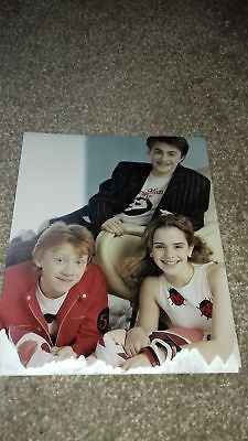 Harry Potter [Cast] (15321) 8x10 Photo
