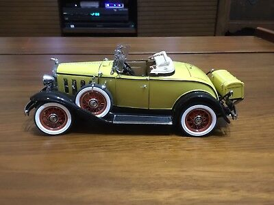 Franklin Mint  1932 Chevy Confederate Deluxe Sport Roadster 1/24